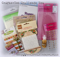 Crafts 2 Challenge You Candy ends July 31