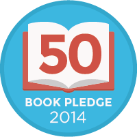 Take the 50 Book Pledge!