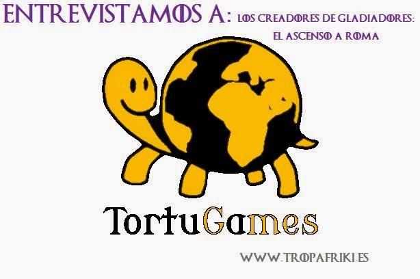 Entrevista TortuGames Gladiadores El ascenso a Roma