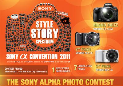 Sony Alpha Photo Contest