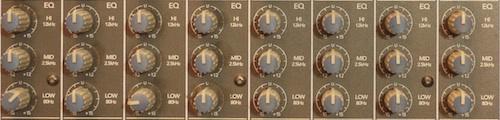 Cómo usar un ecualizador con frecuencias fijas