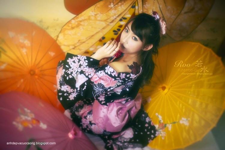 Nữ ca sĩ Nhật Bản xinh đẹp 1
