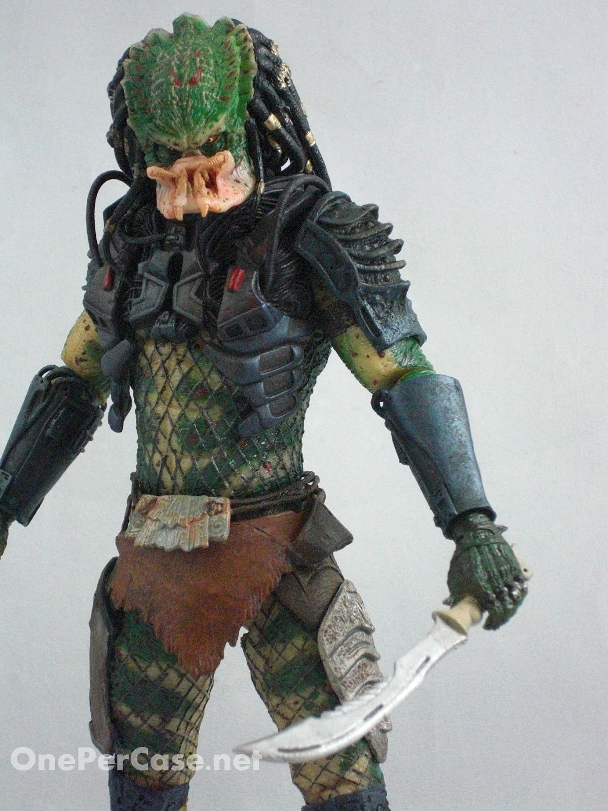 One Per Case Lost Predator Neca Predator 2 Series 6