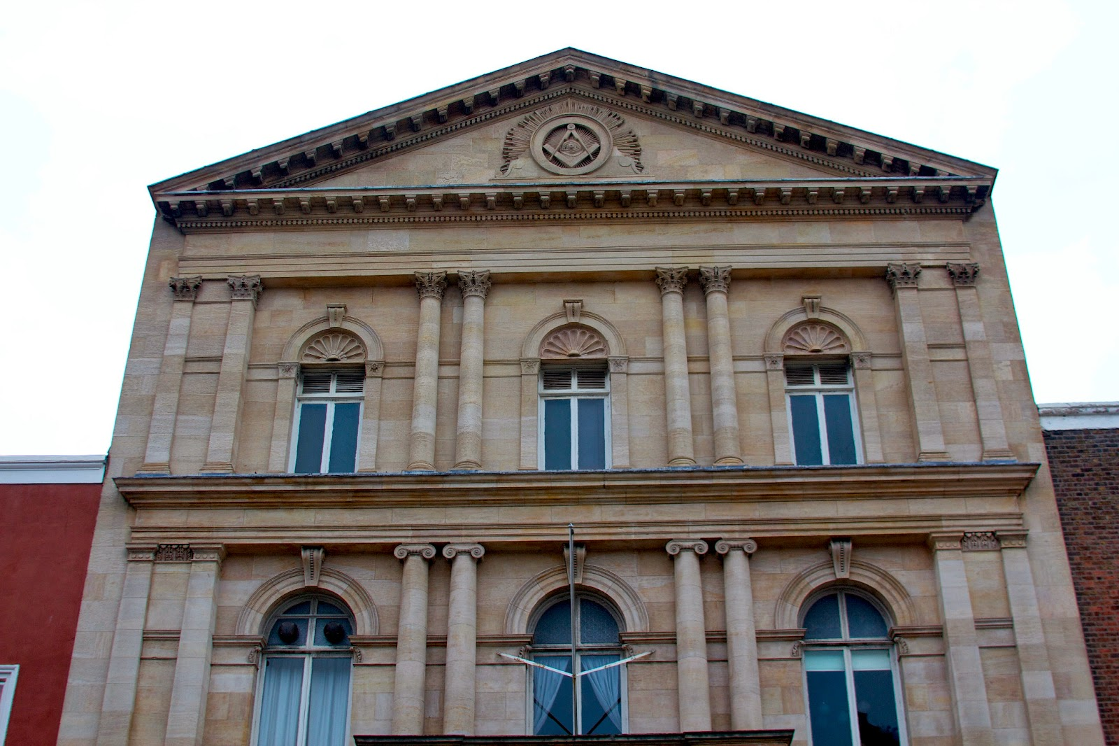 grand lodge of ireland freemasons revealed grand