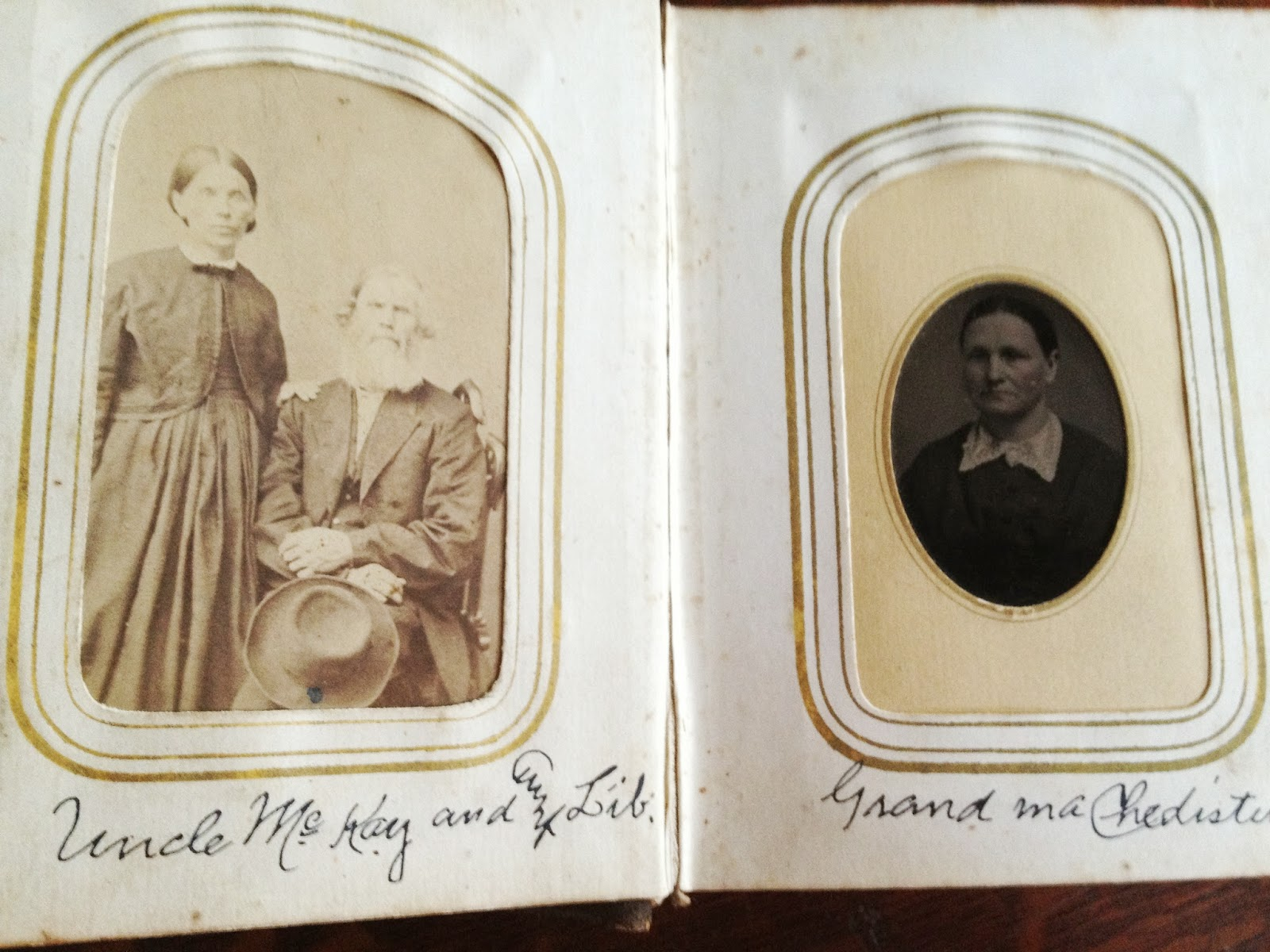 Lost Faces Photo Album - Is one your ancestor?