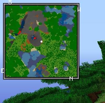 Better PVP Mod mini mapa