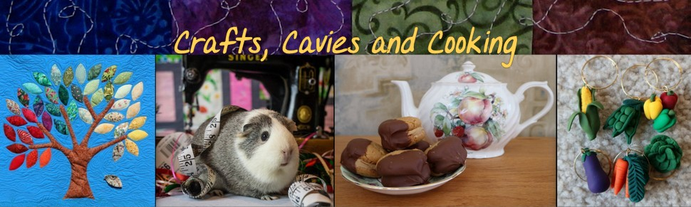 Crafts, Cavies and Cooking