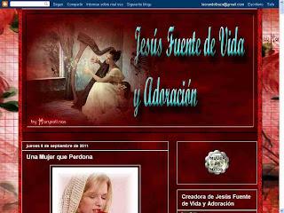 Jesús Fuente de Vida y Adoración