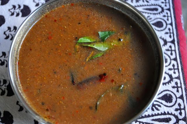 Pepper-kuzhambu