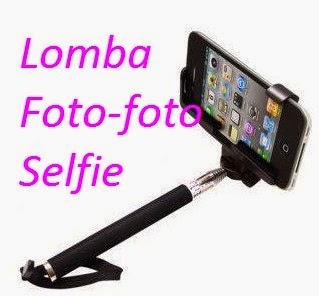 Lomba Foto-foto Selfie Total Hadiah Rp. 300.000