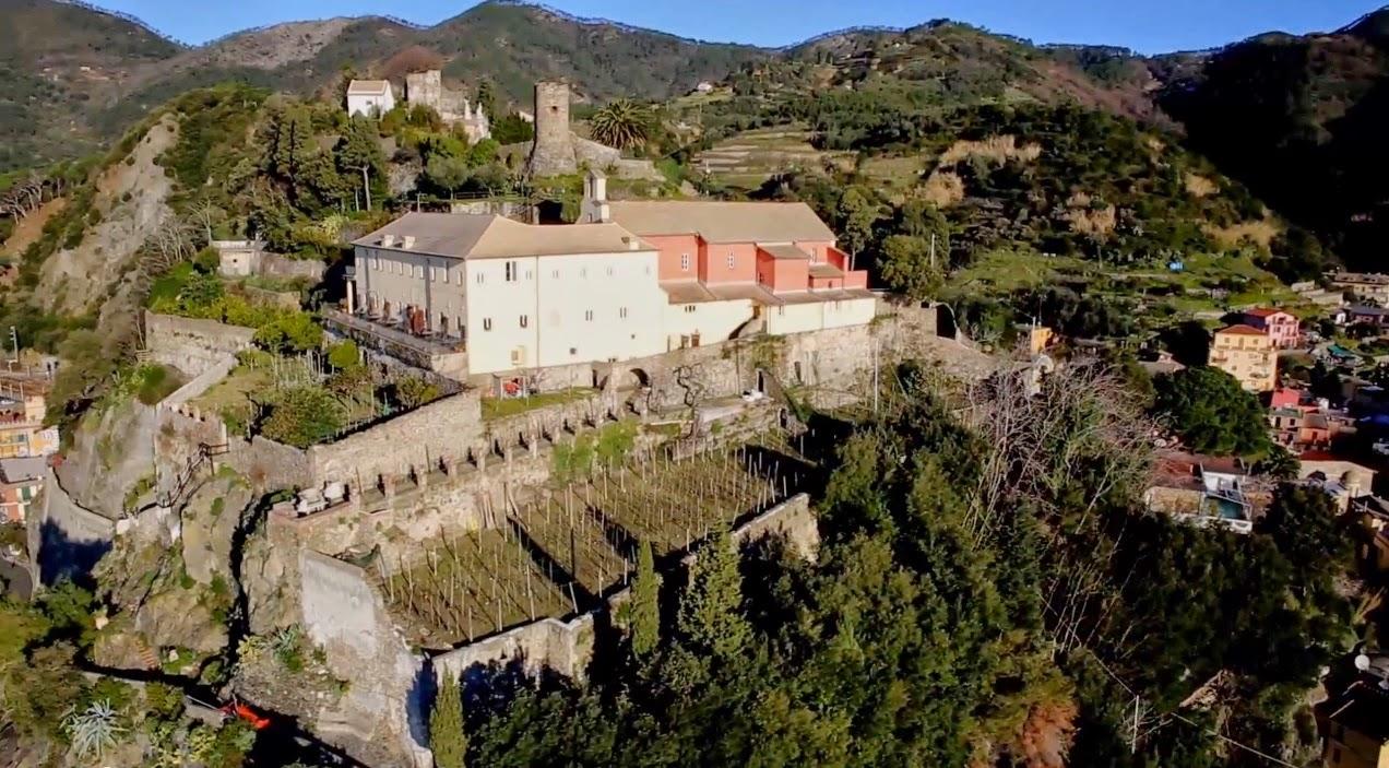 Un Drone Per Aiutare A Salvare Il Convento Dei Frati
