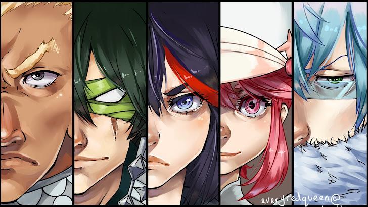 Anime Kill la Kill 05