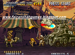 Metal slug x pc