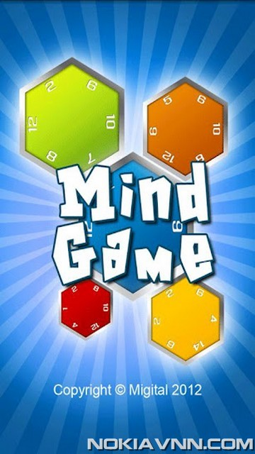 Mind Game v3.00(0) S60v3 S60v5 S^3 Nokia Belle FP1 Signed – HD game