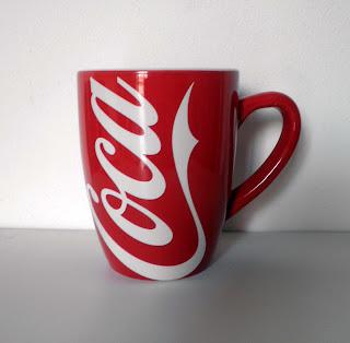 tazza Coca Cola mug