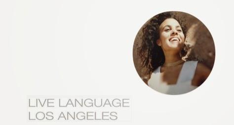 English Conversation Lessons in Santa Monica, Calif.   www.LiveLanguageLA.com