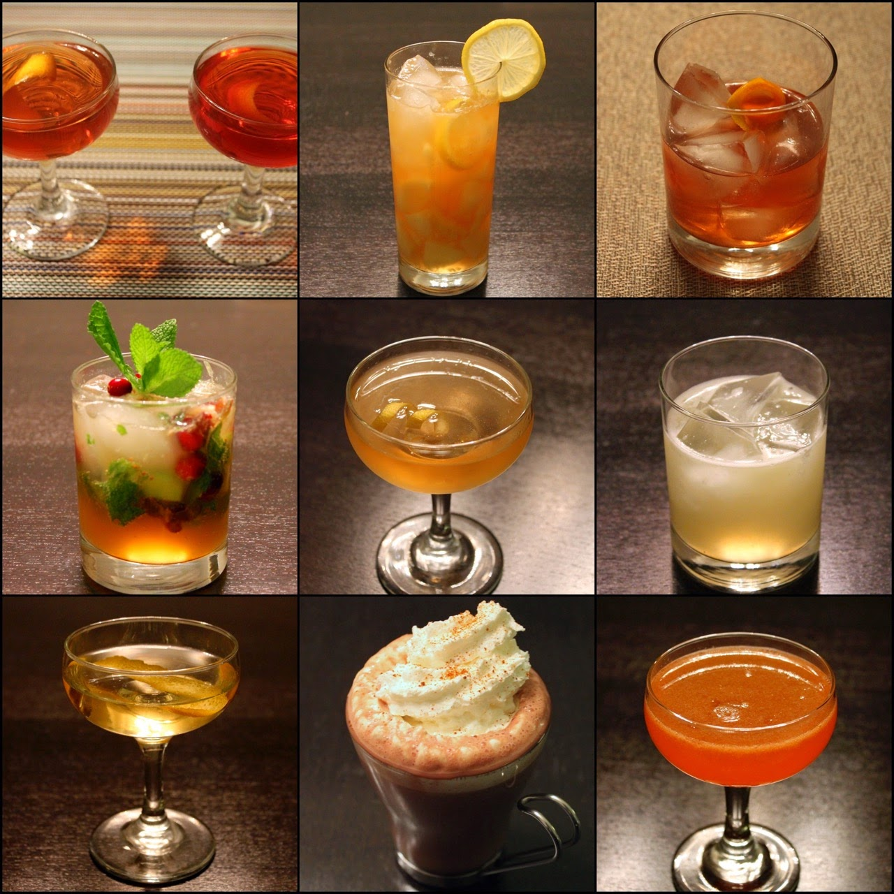 Winter/Holiday Drinks Week