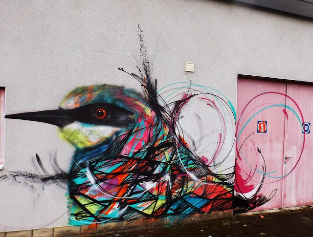 Street Art By L7M For Goodbye Monopole 2 Festival In Luxembourg City, Luxembourg. 6