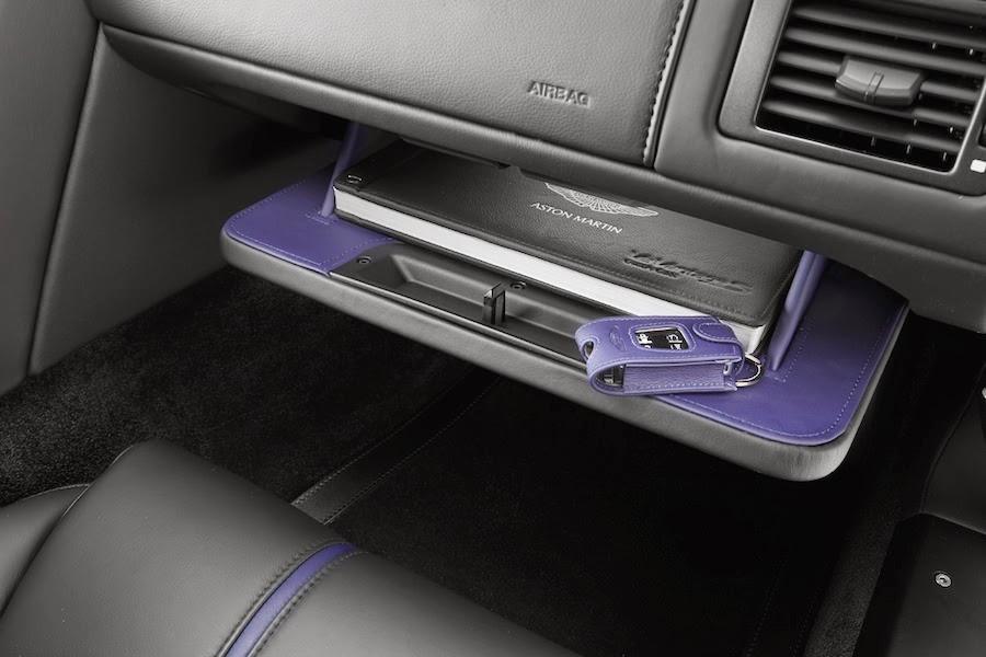 「アストンマーチン・V12ヴァンテージS」のオーダーメイド仕様車