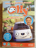 Olly the Little White Van - Catch Me If You Can DVD