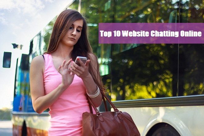 Daftar TOP 10 Website Chatting Online Kencan Khusus 18 +