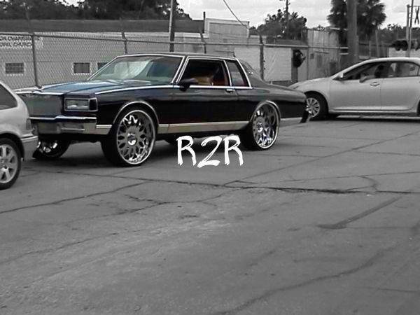 2 Door Box Chevy on 26S - Box Chevy On S Door Forgiato X - 2 Door Box Chevy on 26S