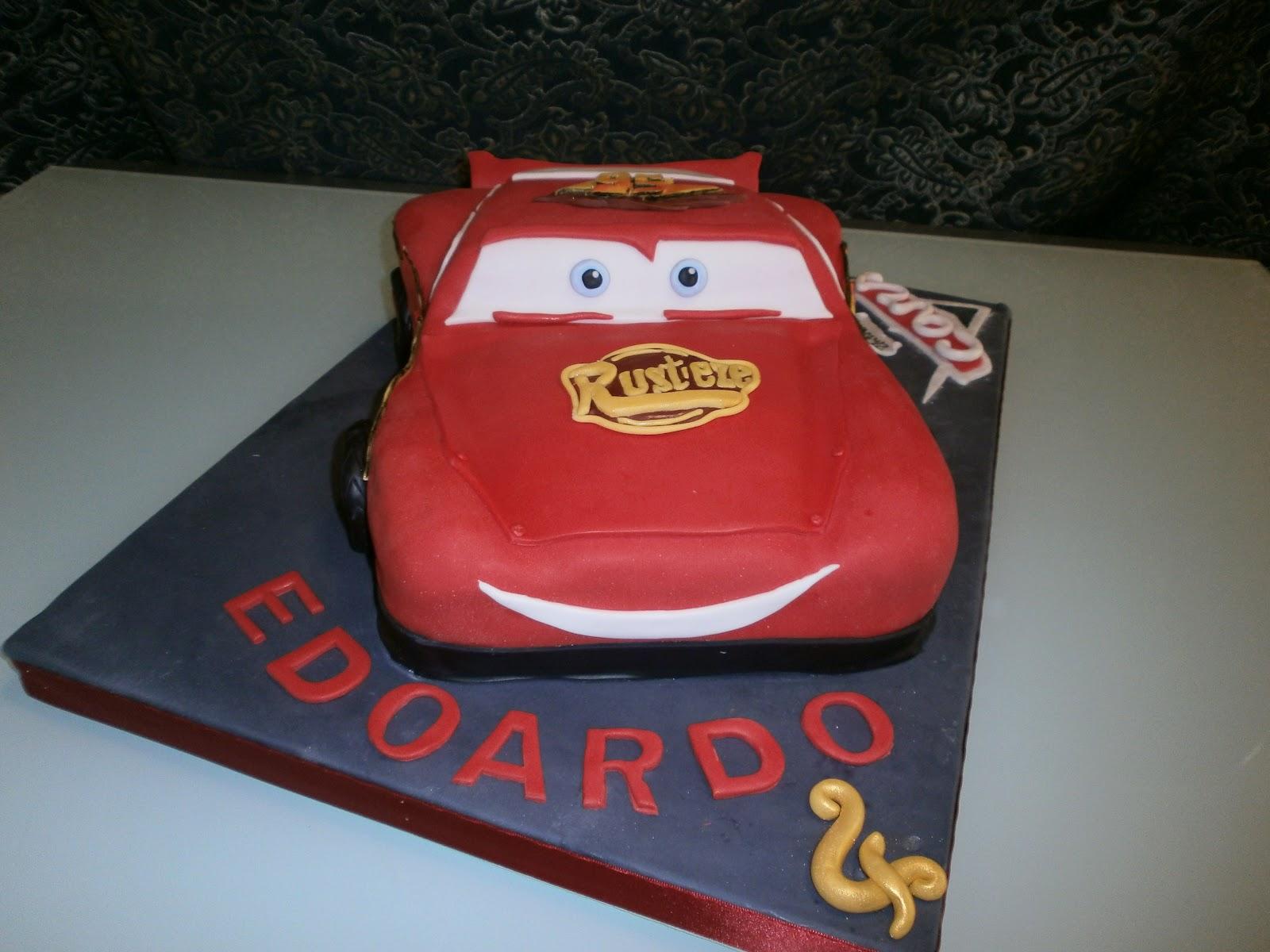 Torte Cake Design Di Cars : Dolce Universo realizza torte artistiche di compleanno e ...