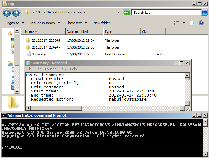 how to open sql server single user mdoe