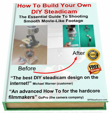 DIY Steadicam Glidecam Ebook