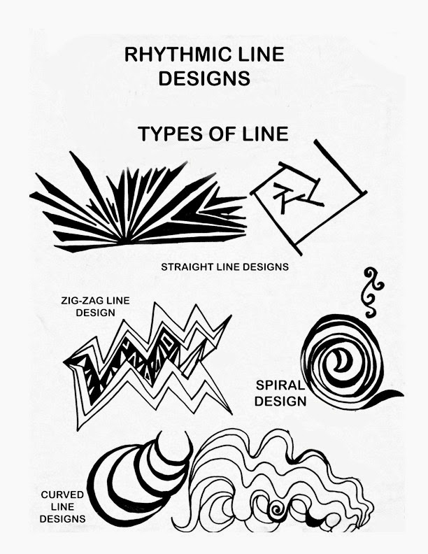Meaning Of Straight Line In Art : Design principle elements of art dot line shape