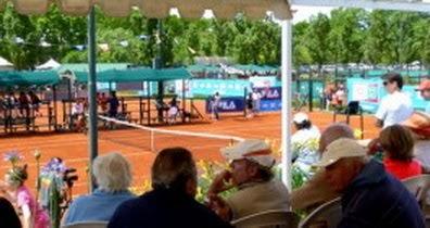 ITF SENIORS G1 Náutico San Isidro - Programa Jueves