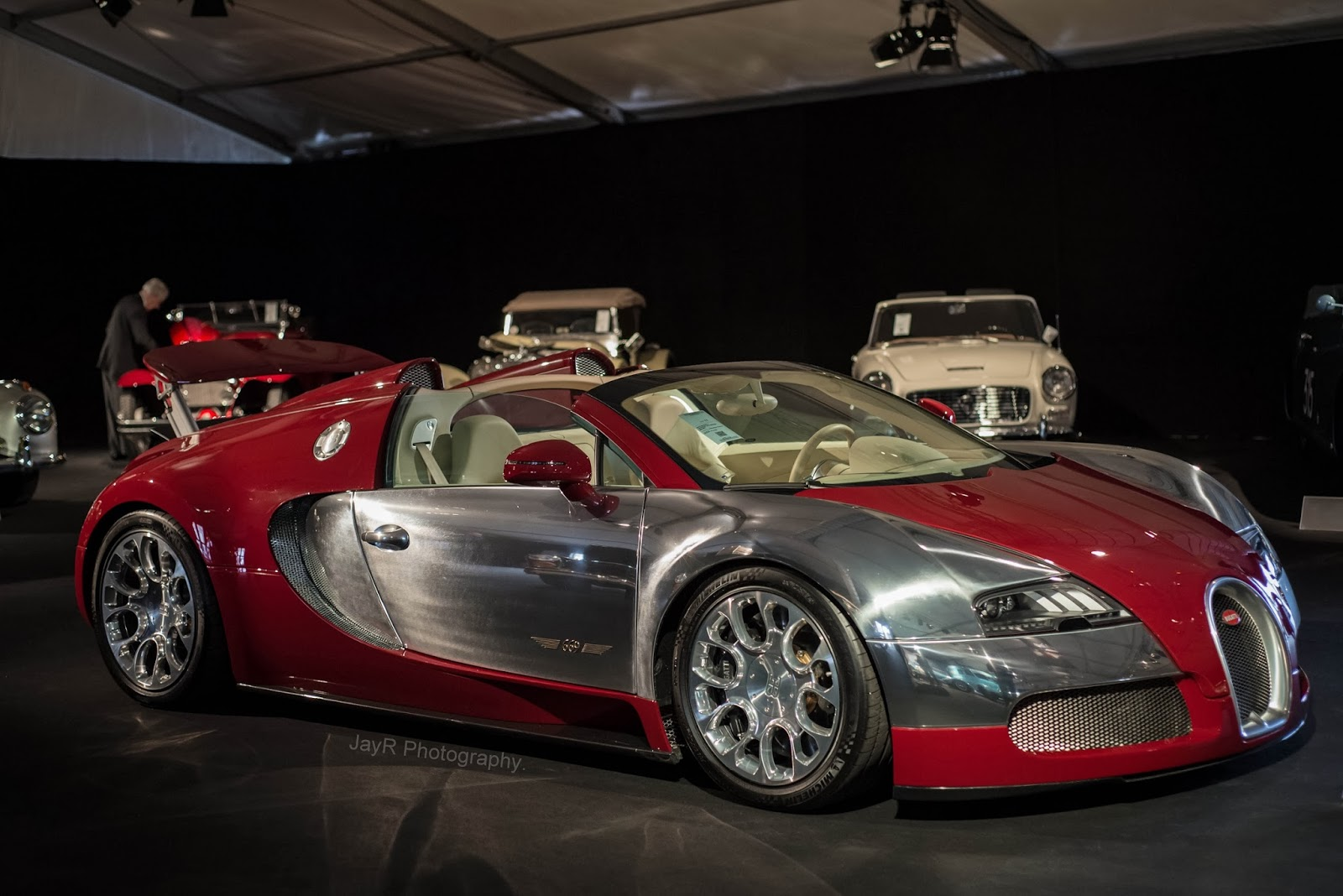 Bugatti Veyron Grandsport 669.
