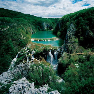 Plitvice-lakes-National-Park-Croatia-OF-Europe