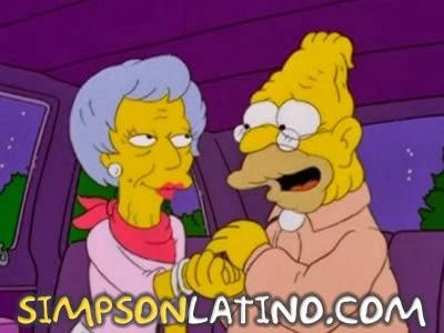 Los Simpson 13x14