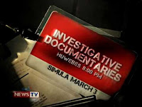 Watch Investigative Documentaries Pinoy TV Show Free Online