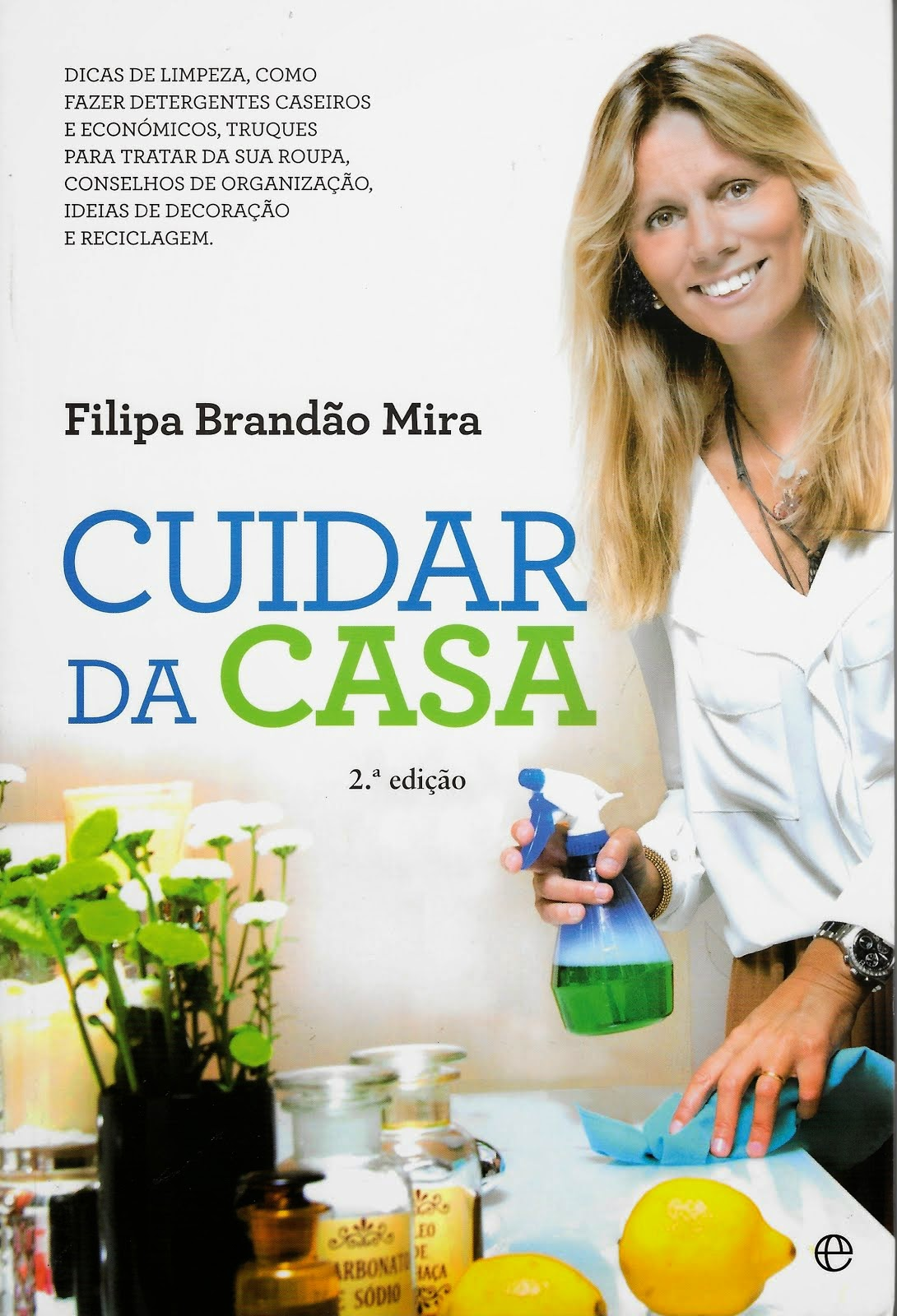 Livro Cuidar da Casa