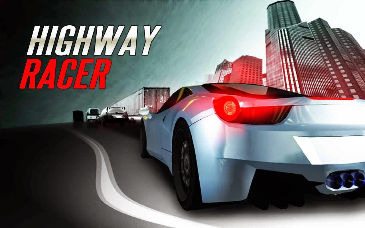 Highway Racer v1.03 Android Hile MOD APK indir
