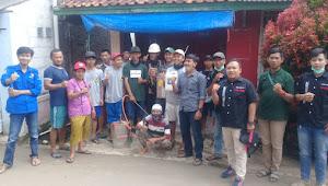Warga Ciherang Sukamulya, Stop Pandemi Covid-19 Bersama LBH Gentar