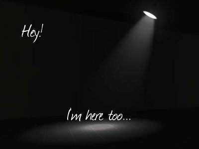 i feel invisible - photo #14