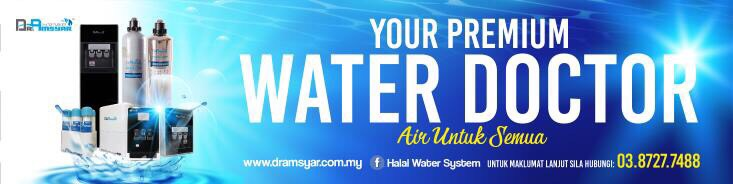 DR. AMSYAR Water Purifier
