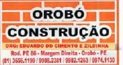 OROBÓ CONSTRUÇÃO