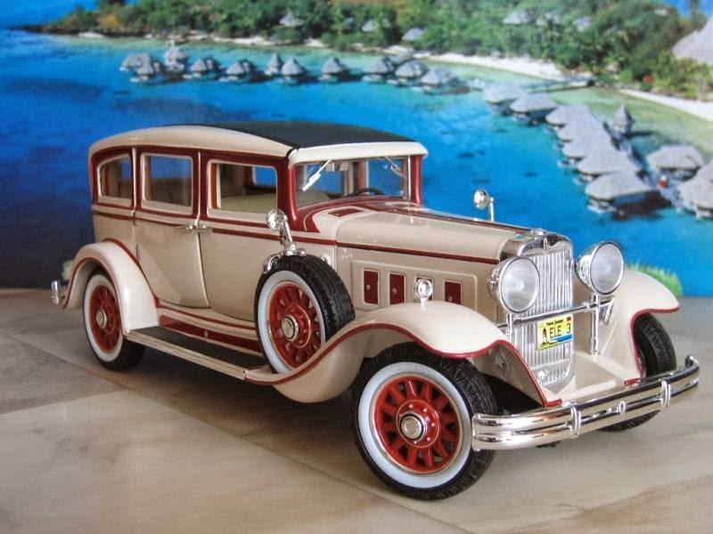 diecast 1  18  peerless 1931 par signature model