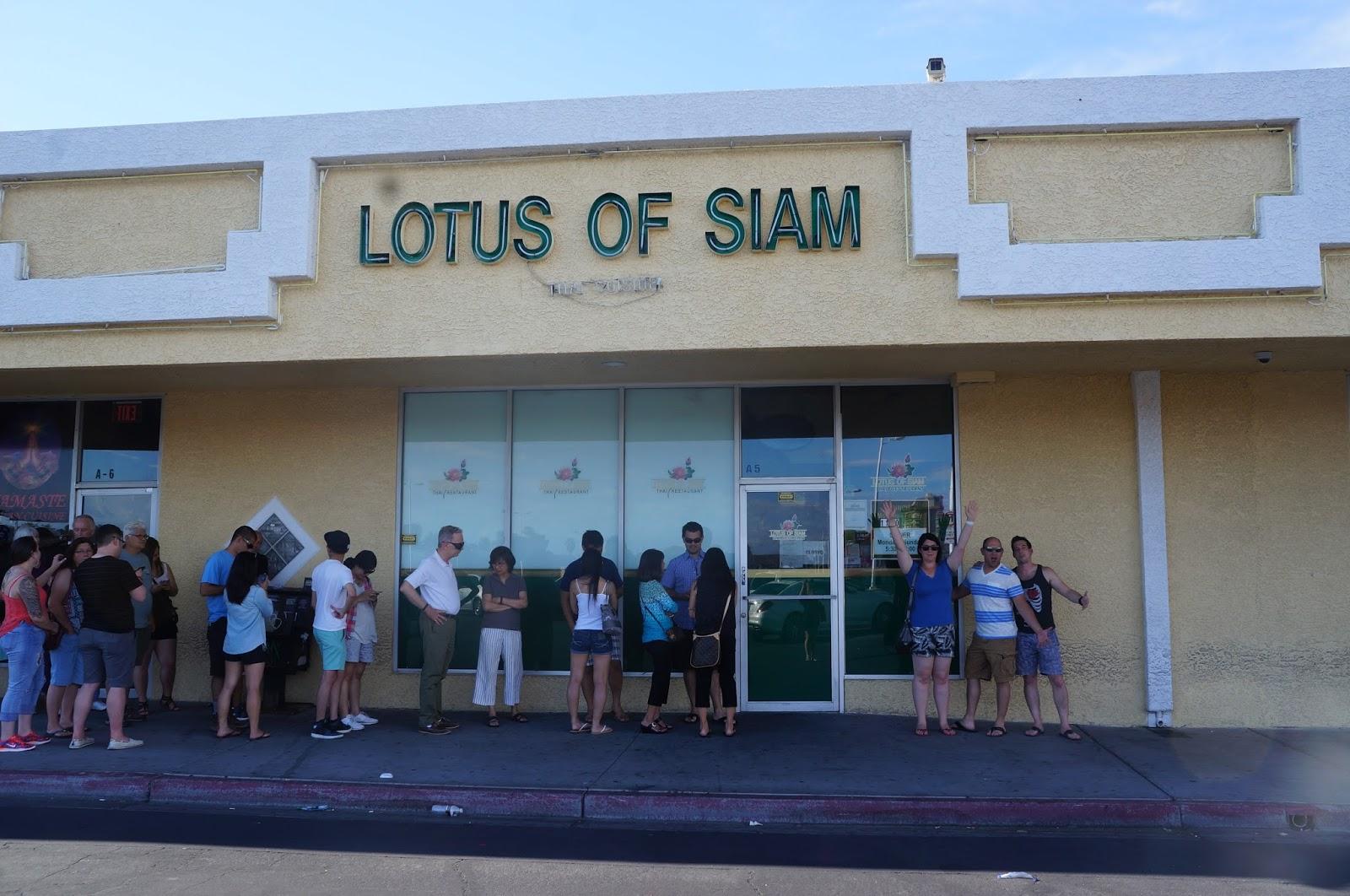 The Food Seeker: LOTUS OF SIAM (LAS VEGAS, NV)