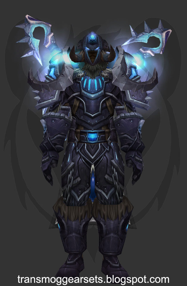 Transmogrification Sets: Frost Knight Set