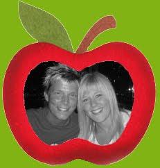Min fantastiske kæreste og jeg :)
