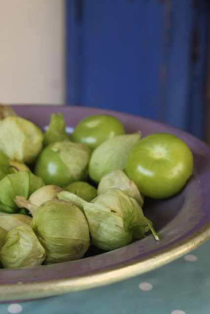 tomatillos  msmarmitelover's Frida Kahlo supperclub