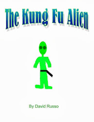 The Kung Fu Alien is now available on Amazon.  Please click below for the book.