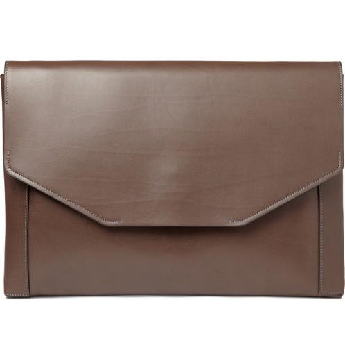 Disappear Here Lanvin Document Holder For Men In A Range Of Leathers