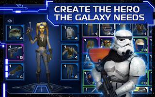 Star Wars™: Uprising v1.0.0 Apk Data