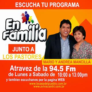 En Familia de 10 a 13:00 pm